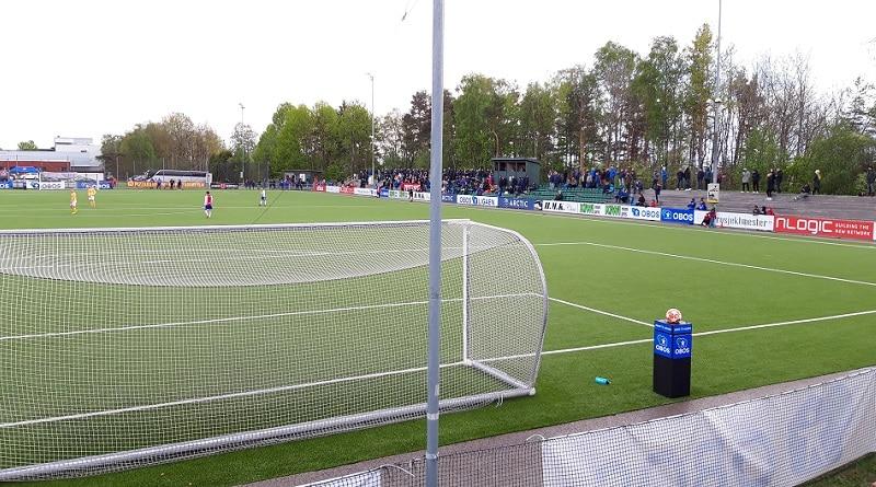 KFUM – FK Jerv 5-0 5. May 2019