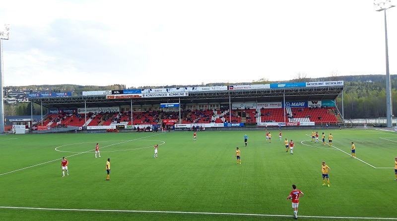 Kongsvinger IL – FK Jerv 1-1 28. April 2019