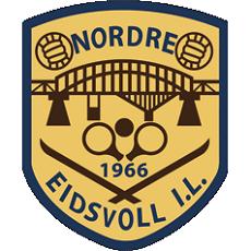 Nordre Eidsvoll IL logo