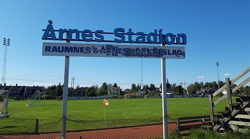 Årnes Stadion
