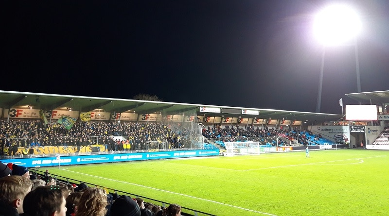Aalborg Portland Park Away-stand