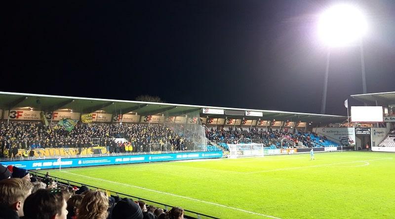 Aalborg Portland Park Away-stand
