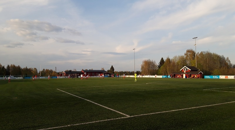 Eidsvoll Stadion