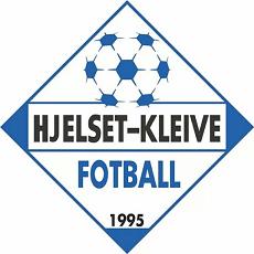 Hjelset-Kleive Fotball logo