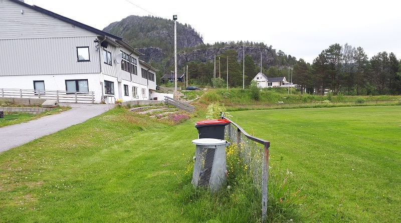 Rafsbotn Stadion