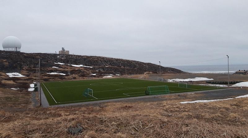 Russevika Stadion
