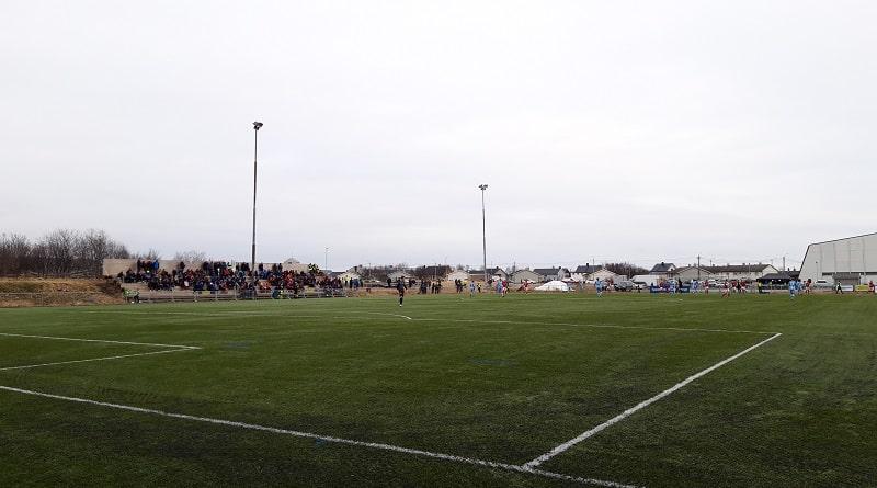 Vadsø Stadion - Norild IL