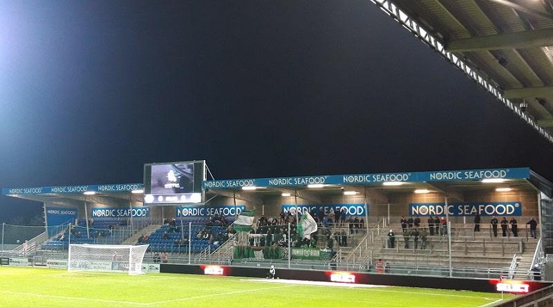 Nord Energi Arena Vendsyssel FF - Viborg FF 1-0 23112019 c