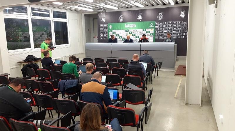 LFF Stadium pressroom