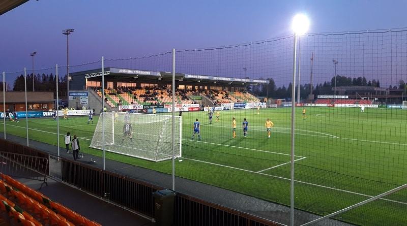 Ullensaker/Kisa IL – FK Jerv 1-0