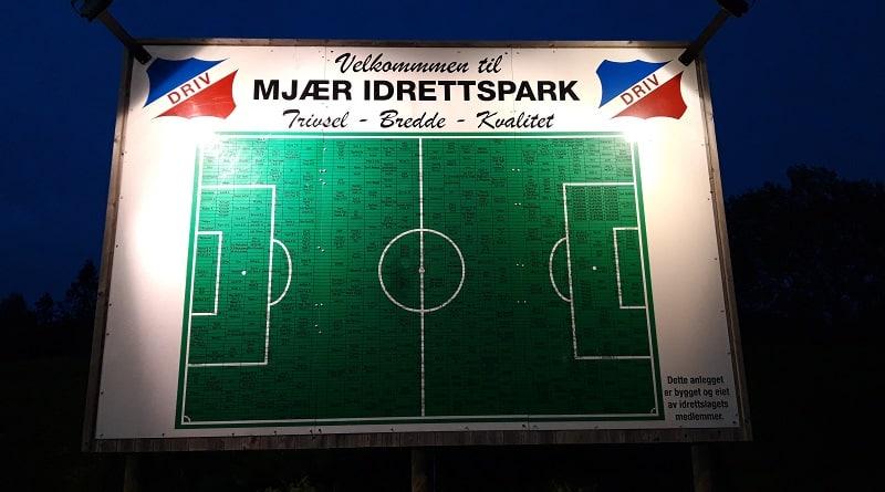Mjær Stadion - Driv IL