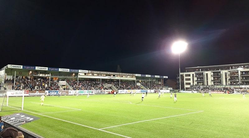 Mjøndalen - Rosenborg 1-2