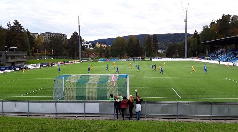 Notodden FK - FK Jerv 1-1