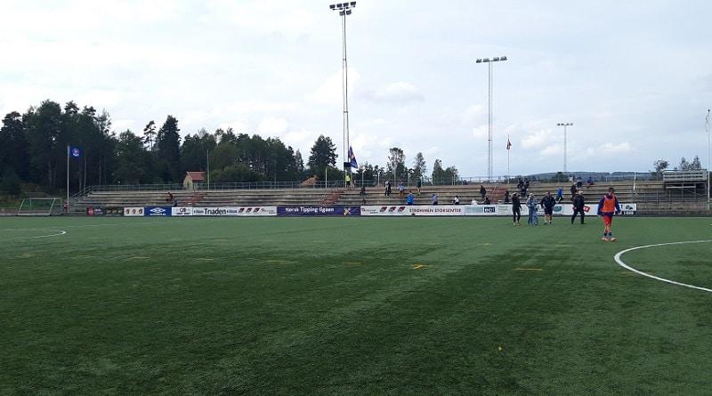 Rolvsrud Stadion - Lørenskog IF