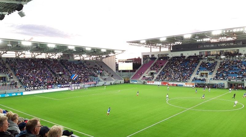 Vålerenga IF - Rosenborg BK 1-1