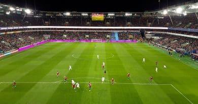Norway - Spain 1-1