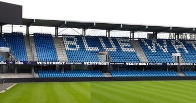 Blue Water Arena - Esbjerg