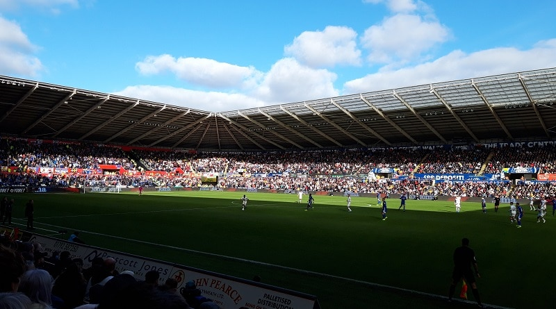 Liberty Stadium Swansea
