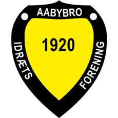 Aabybro IF logo