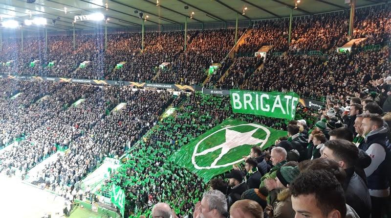Celtic Park - Green Brigate