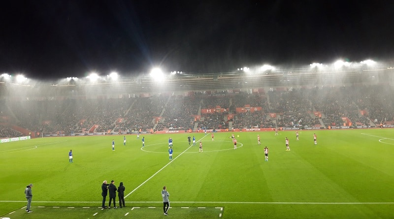 Southampton Leicester City 0 9 Biggest Premier League Away Win Ever Nordic Stadiums