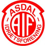 Asdal IF logo