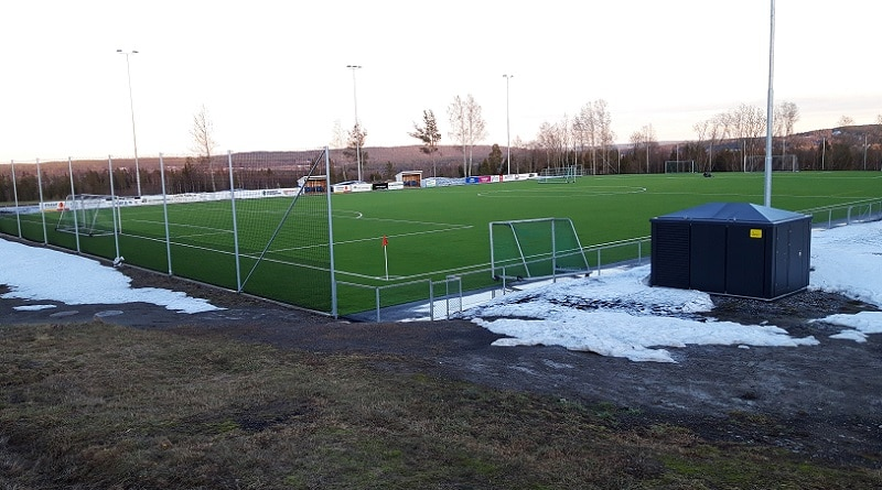 Borgen Stadion - Borgen IL