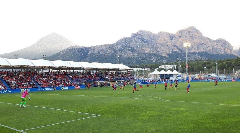 Estadio Camilo Cano CF La Nucia – UD Logrones B 2-0