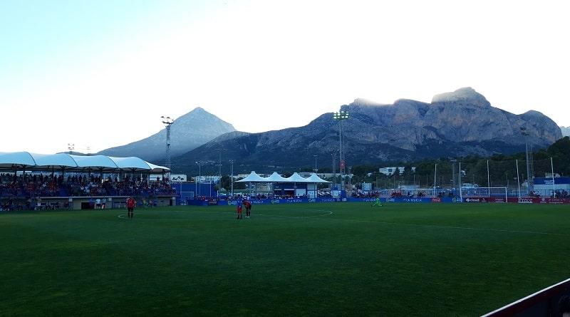 Estadio Camilo Cano