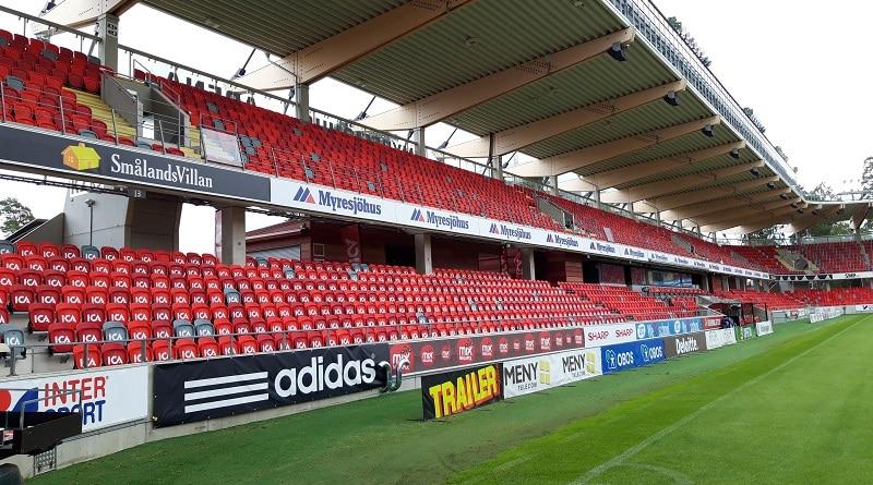 Myresjöhus Arena - Östers IF