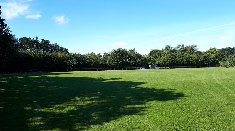 Nordjyske Bank Arena (Strandby) - Strandby-Elling-Nielstrup IF