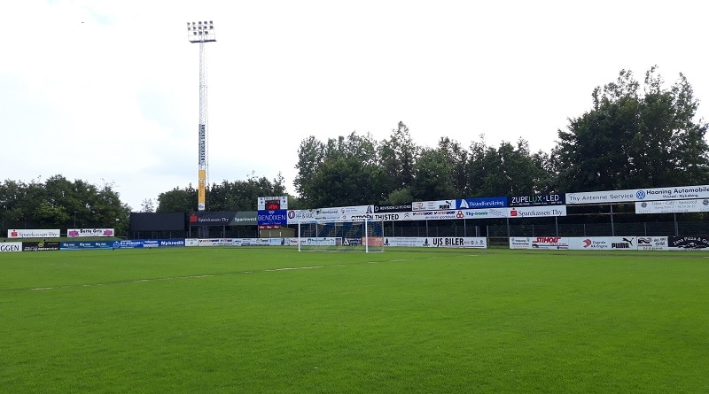 Sparekassen Thy Arena - Thisted FC
