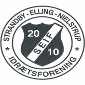 Strandby Elling Nielstrup IF logo