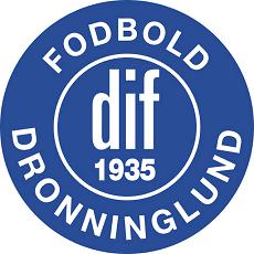 Dronninglund Fodbold logo