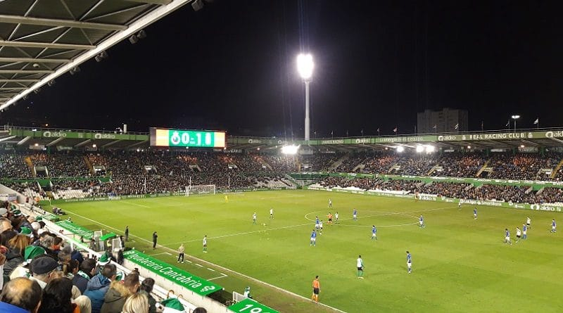 Estadio El Sardinero