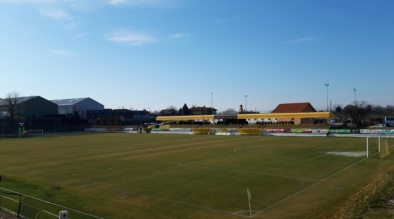Szamosi Mihaly Sporttelep