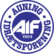 Auning IF logo