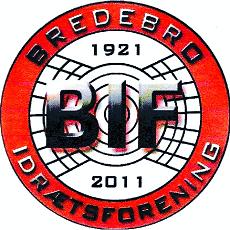 Bredebro IF logo