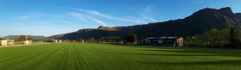 Bryn Stadion panorama