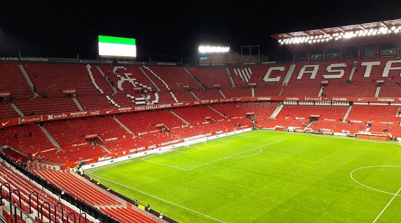 Estadio Ramon Sanchez Pizjuan Sevilla