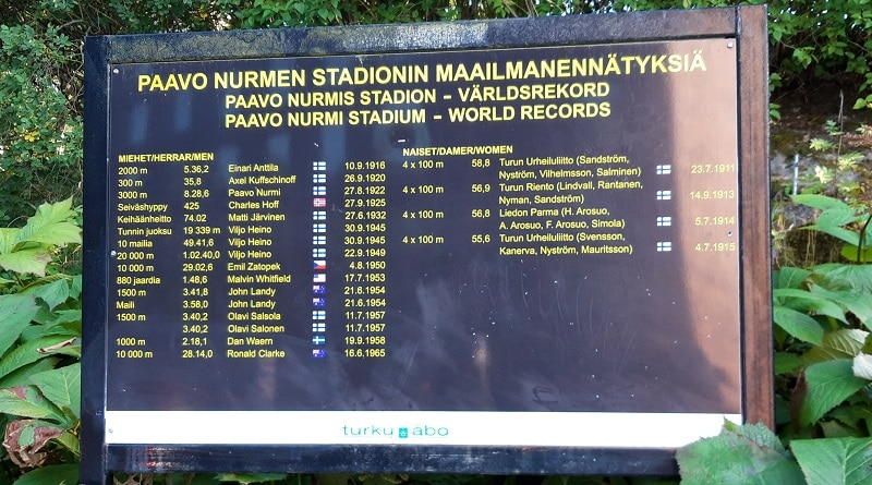 Paavo Nurmis Stadion