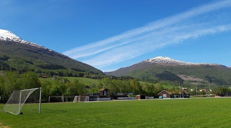 Batnfjord Stadion - Batnfjord IL