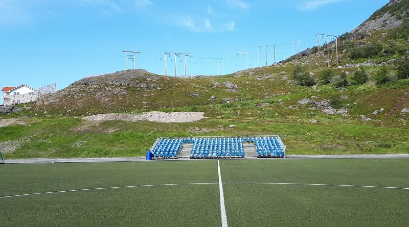 Breidablikk Stadion - Rypefjord