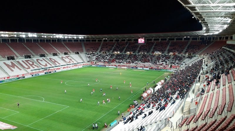 Estadio Nueva Condomina Real Murcia CF