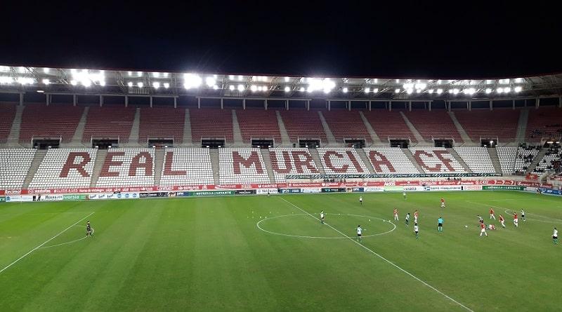 Estadio Nueva Condomina Real Murcia CF