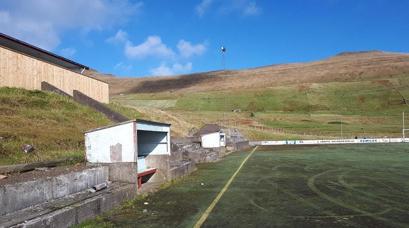 Gammel Stadion A Krossinum