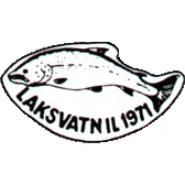 Laksvatn IL logo