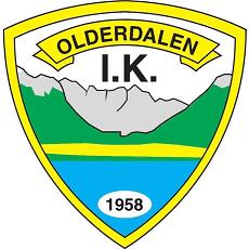Olderdalen IK logo