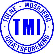 Tolne Mosbjerg IF logo