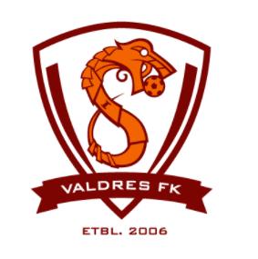 Valdres FK logo
